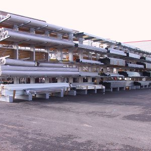 Rayonnages de stockage » Rayonnage cantilever ProfilCANT